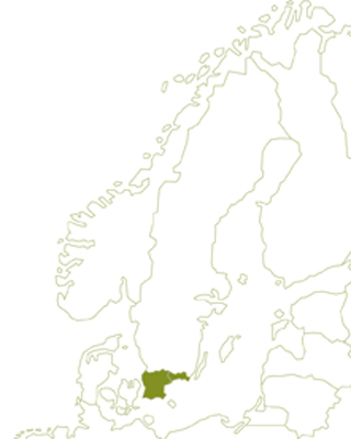 Karta Blekinge Skane.Skane Blekinge Eufonder