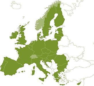 Karta Europa Pa Svenska.Interreg Europe Eufonder
